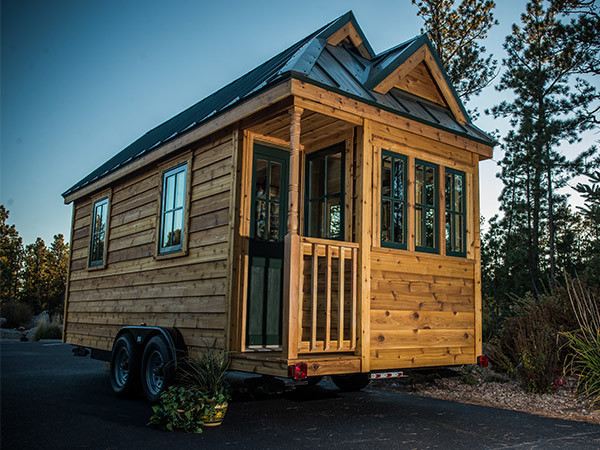 Tiny Home Designs: Tumbleweed Tiny House Workshop