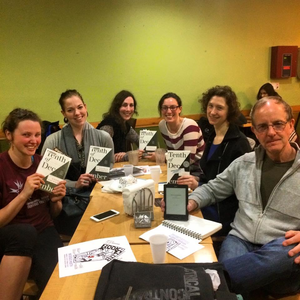 February 2016 Book Club