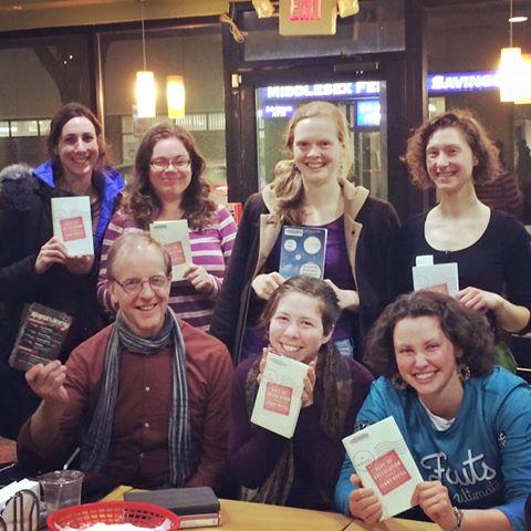 March 2016 Book Club