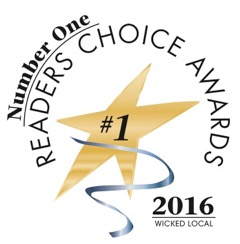 #1 Readers Choice 2016
