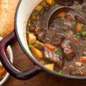 Comfort Foods Potluck: Beef Stew