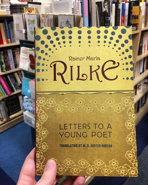 While these letters include lots of advice, they can't be labeled self-help exactly. Rilke has a way with prose, and his words create beautiful glimpses ...