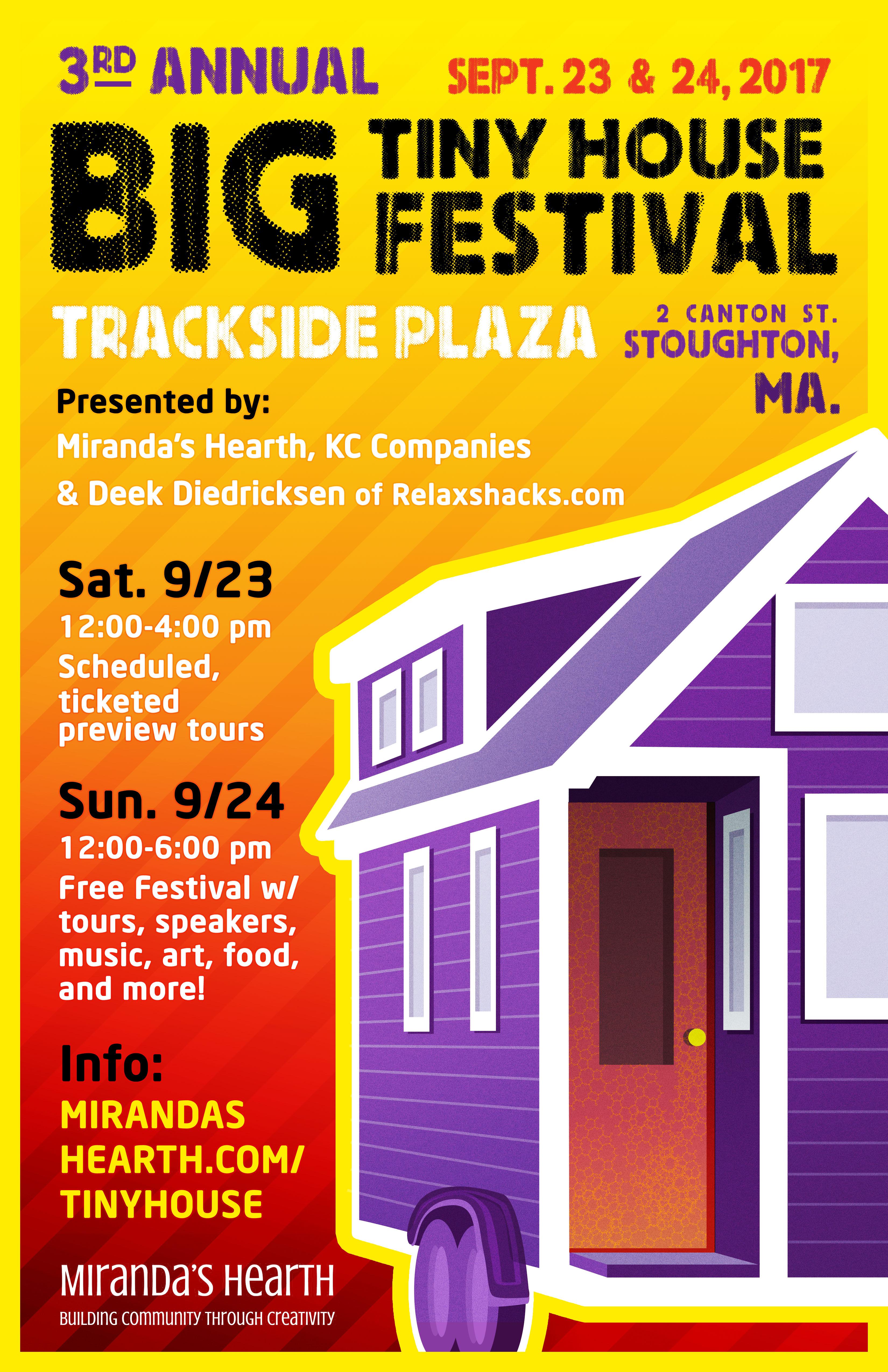 Ticketed Tiny House Tours | Miranda's Hearth